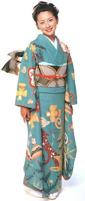Welcome to Japan (Kimono)