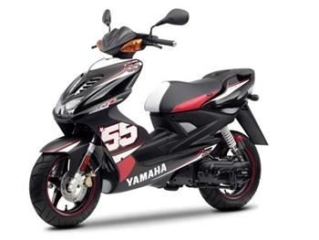 Yamaha Scooters